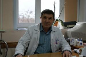 Левченко И.И. - ассистент, к. мед. н.