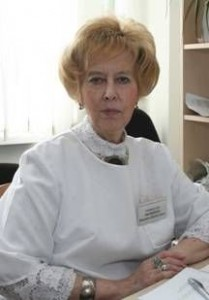 Яковлева Э.Б. - профессор, д.мед.н.